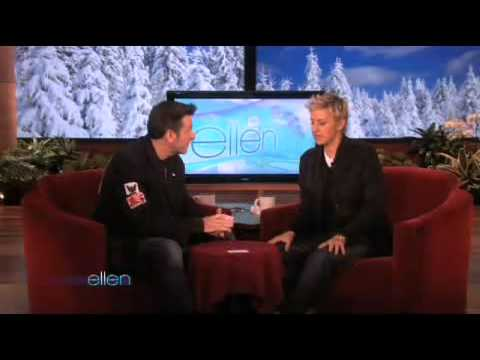 World Champion Magician Shawn Farquhar Shows Off His Tricks On Ellen