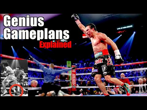 Unstoppable Fighters Beaten By Brilliant Strategy|Pac vs Marquez, Fedor vs Cro Cop, Hamed vs Barrera