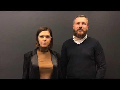 Анастасия Анискина и Беслан Папаскири