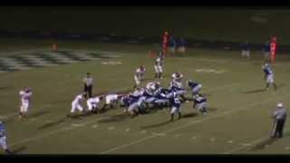 #14 Alvin A. Currie II TE, Albemarle Bulldogs, Albemarle, N.C.  (2012)