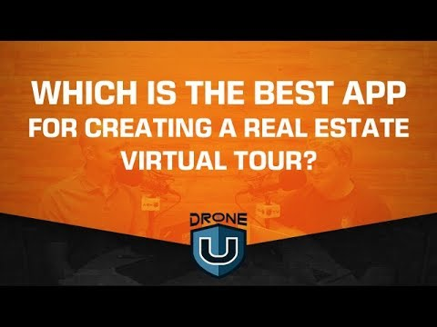 Which Is The Best App For Creating A Real Estate Virtual Tour?