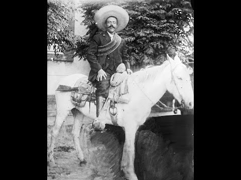 Lost Loot of Pancho Villa Buried Treasure Story