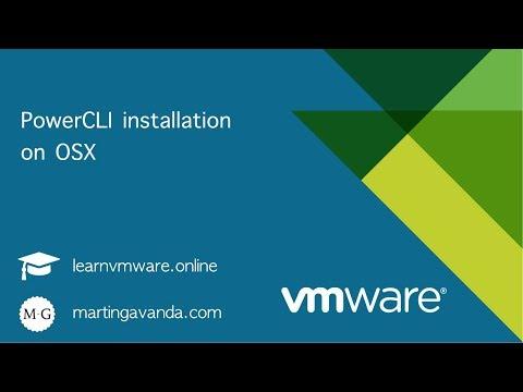VMware PowerCLI 10 released - LearnVMware online