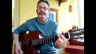 THE TENNESSEE WALTZ guitar lesson