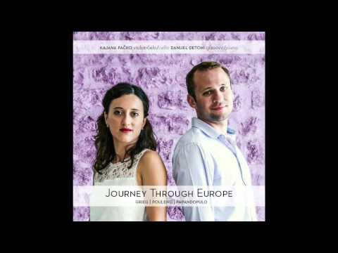 B. Papandopulo: Rapsodia Concertante - Kajana Packo & Danijel Detoni