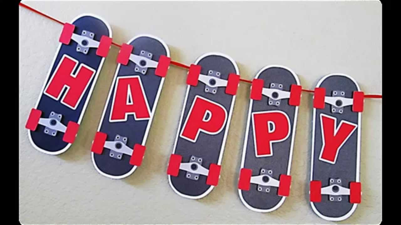 Skateboard Gift Idea supply, Tips For Birthday Party Ideas For Skateboarders Teenagers