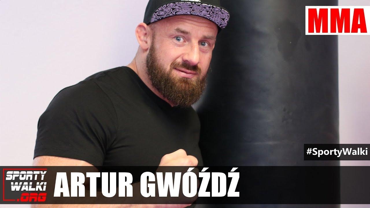 """Artur Gwóźdź: Tomasz Oświeciński """"bardziej chciał"""" od Popka"""