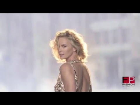 CHARLIZE THERON'S INTERVIEW - J'ADORE EAU LUMIERE  BY FASHION PASSPORT TV