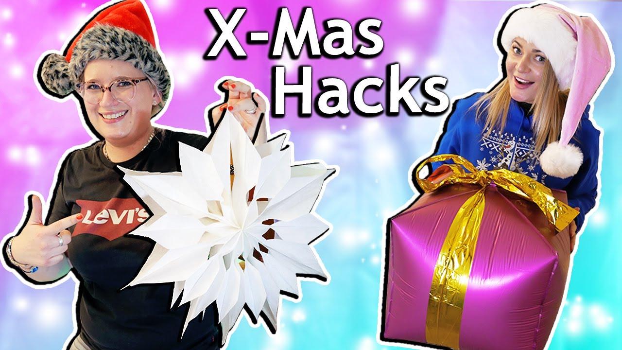 Download WEIHNACHTS HACKS! Schnelle & einfache Ideen für Weihnachten! Geschenke, Deko & mehr