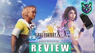 Final Fantasy X / X-2 HD Remaster Switch Review - A Double CLASSIC?