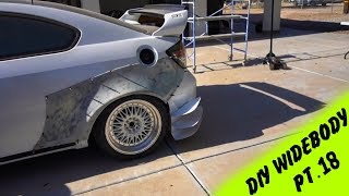 Rocket Bunny Body Kit – Swatfilms