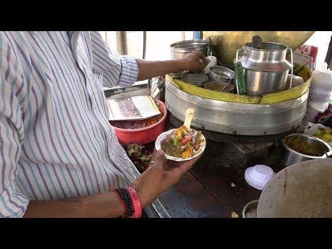 Jaipur Street Food Tawa Chole | Jaipur Rajasthan India