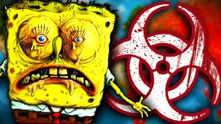 SPONGEBOB KILLS EVERYONE!! - Plague Inc: Evolved (PC Gameplay Video)