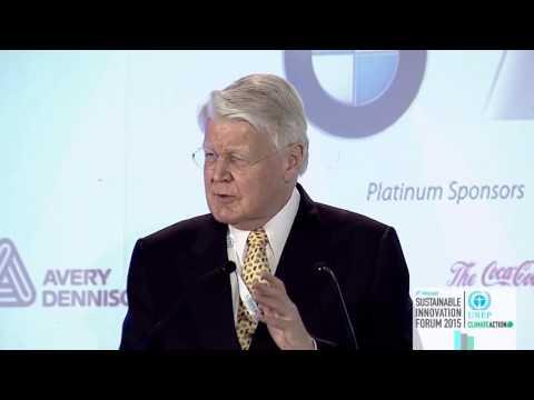 Climate Leader Insight | Olafur Ragnar Grimsson,  President, Iceland