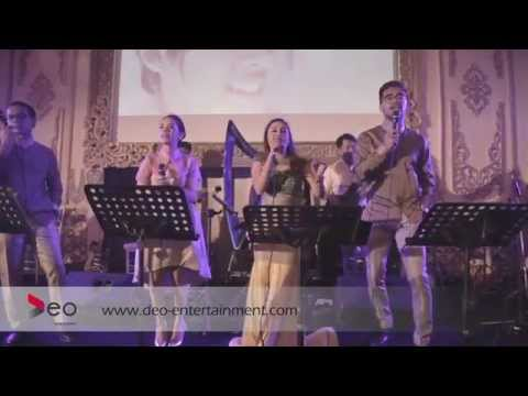 Sakura - Fariz RM at Sasana kriya | Cover By Deo Entertainment ALL STARS
