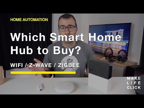 Which is the best Smart Home Automation Hub to Buy?