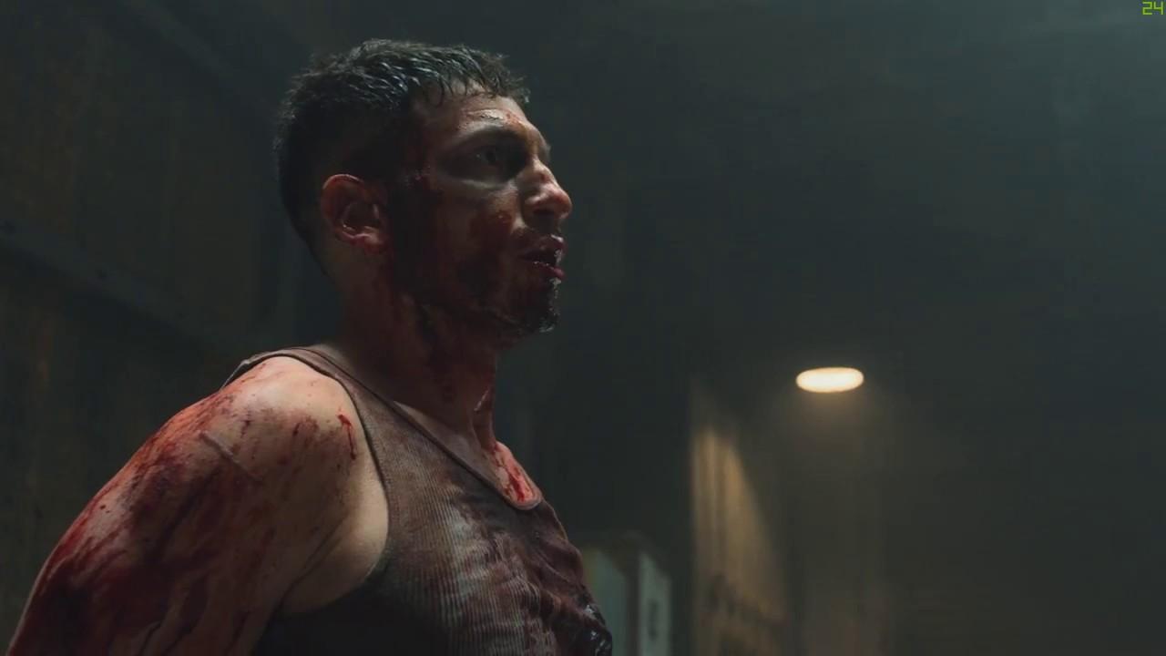 Download The Punisher S01xE12 - Netflix Series - Castle kills Agent Orange