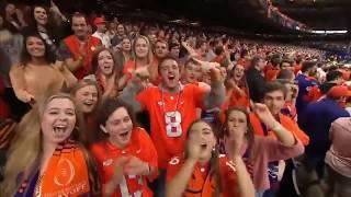 Clemson vs LSU Highlights - NCAAF National Championship 2020 (1/13/2020) 1st