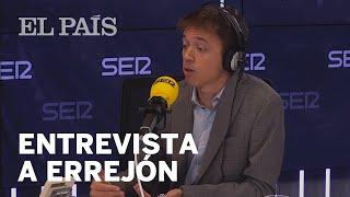 Íñigo ERREJÓN (Más País):