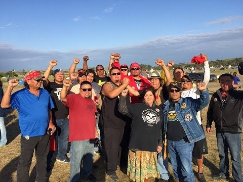 Latest On Standing Rock Protest Against DAPL... (w/Guest: Steve Horn)