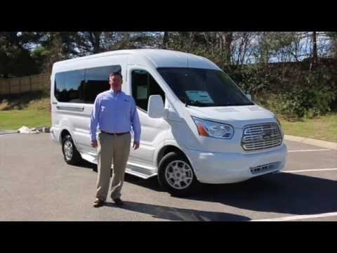 2015 Sherrod Luxury Conversion Ford Transit Diesel