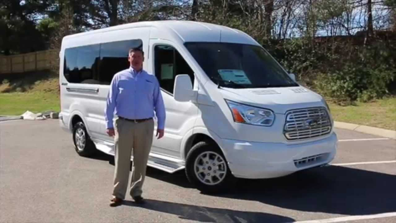 2015 sherrod luxury conversion ford transit diesel youtube
