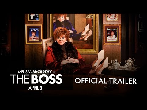 The Boss - Official Trailer (HD) from YouTube · Duration:  2 minutes 44 seconds