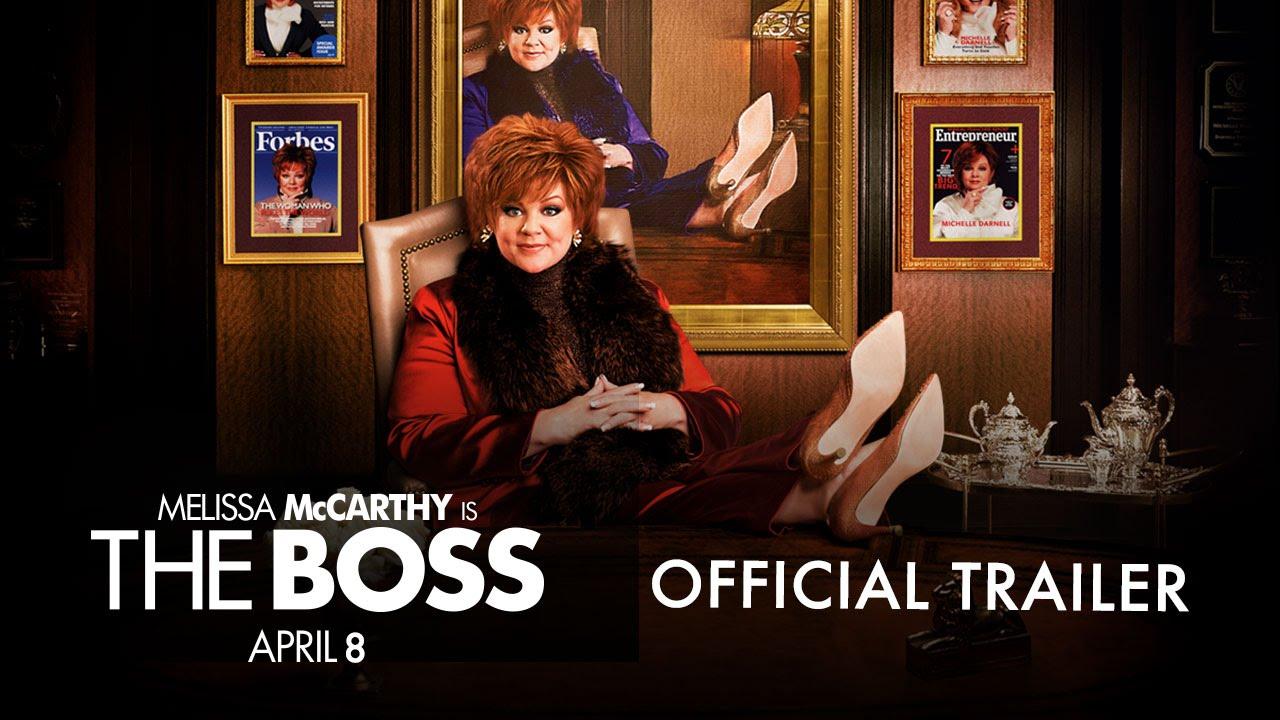 the boss - photo #5