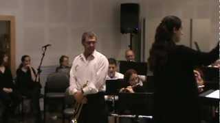 La Virgen de la Macarena Danny Carney Trumpet solo