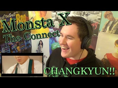 MONSTA X - THE CONNECT Music Film REACTION [CHANGKYUN!!]