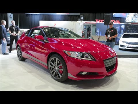 2014 Honda CR-Z HPD Supercharged, First Look Video - 2013