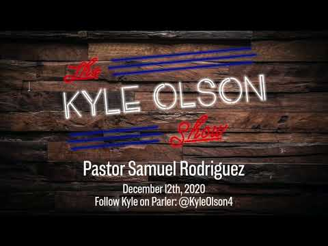 Pastor Samuel Rodriguez Talks 'From Survive to Thrive' on The Kyle Olson Show