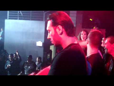 CEDRIC GERVAIS playing SECOND SUN & PAUL HARRIS - Doing It Well at PLAYHOUSE HOLLYWOOD (4/4/11)