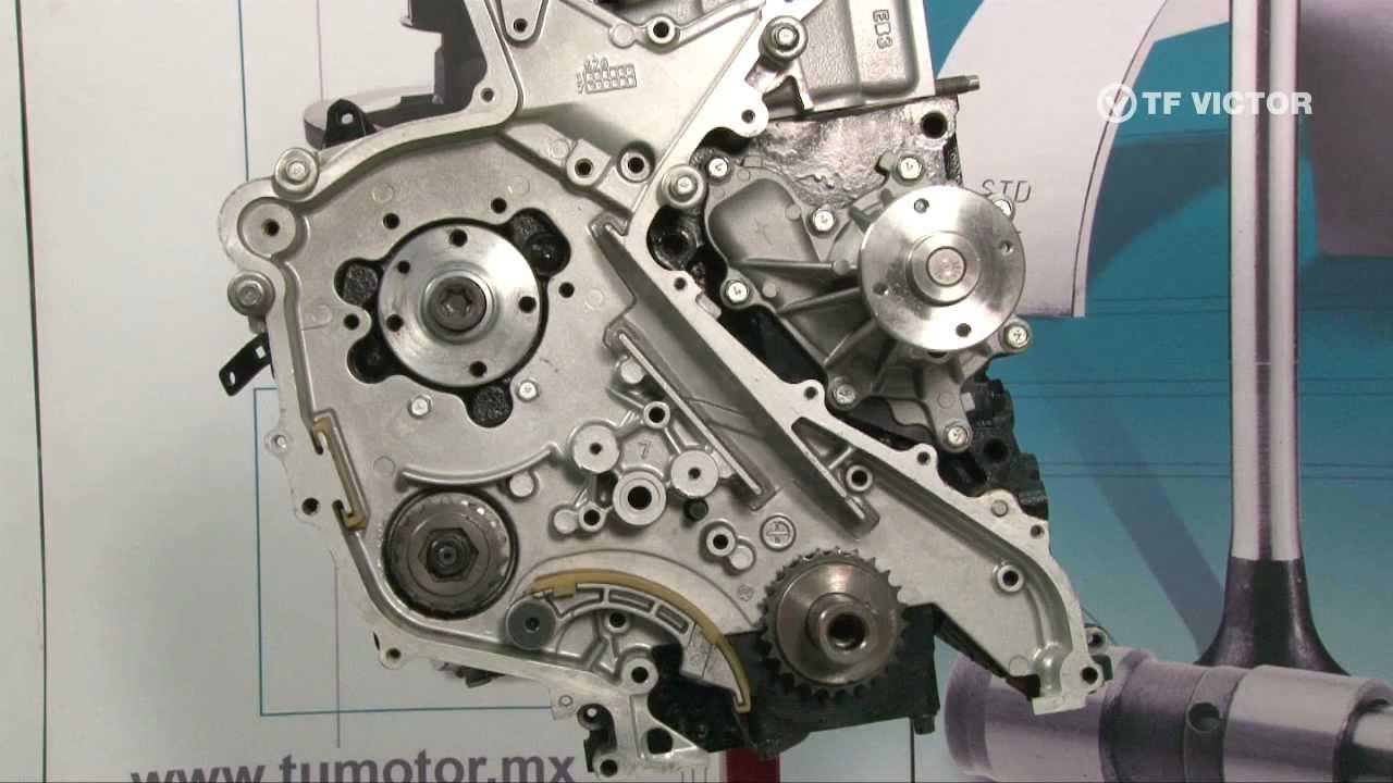 Sincronizacin De Motor Nissan Yd25 25 Lts Cabstar Frontier D22 2002 Engine Diagram Pick Up Youtube