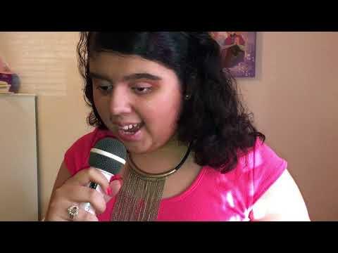 """Lisa Marie Duarte sings """"Angel Baby"""" on Karaoke"""