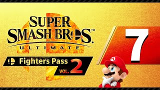 Challenger Pack 7's DLC Files + More Have Been Discovered For Smash Ultimates Fighters Pass 2