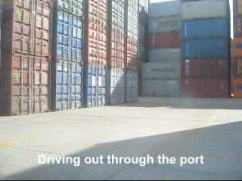 Shipping our car from Colon, Panama to Cartagena, Colombia