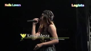 Gambar cover Konco Mesra   nella kharisma Live wates   YouTube