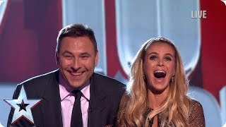 Simon ranks his fellow Judges | Semi-Final 1 | Britain's Got More Talent 2016