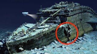 5 Mysterien zum Untergang der Titanic!