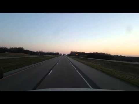 BigRigTravels LIVE! - Clear Lake, Iowa to Oakdale, Wisconsin - Fri Apr 15 06:17:32 CDT 2016