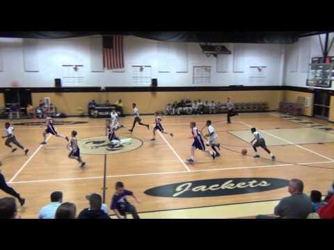 Coopertown Middle School JV vs Springfield 11-12-15