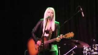 Aleyce Simmonds sings Joshua