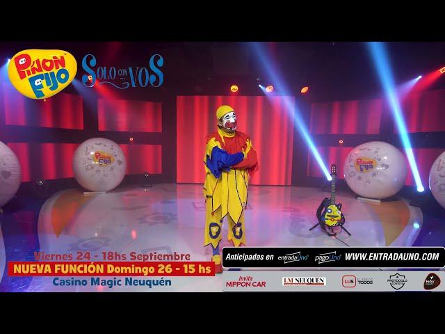 Piñon Fijo Neuquén - Fedorco Producciones