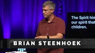 How Does the Spirit Work? - Brian Steenhoek
