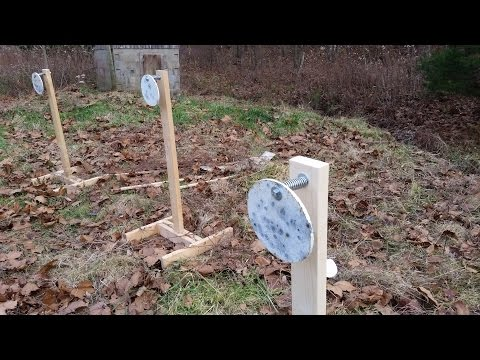 How to Hang AR500 Plate Targets