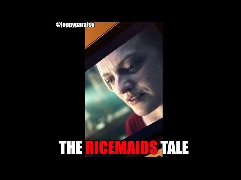 THE RICEMAIDS TALE jeppyparaiso IG Stories