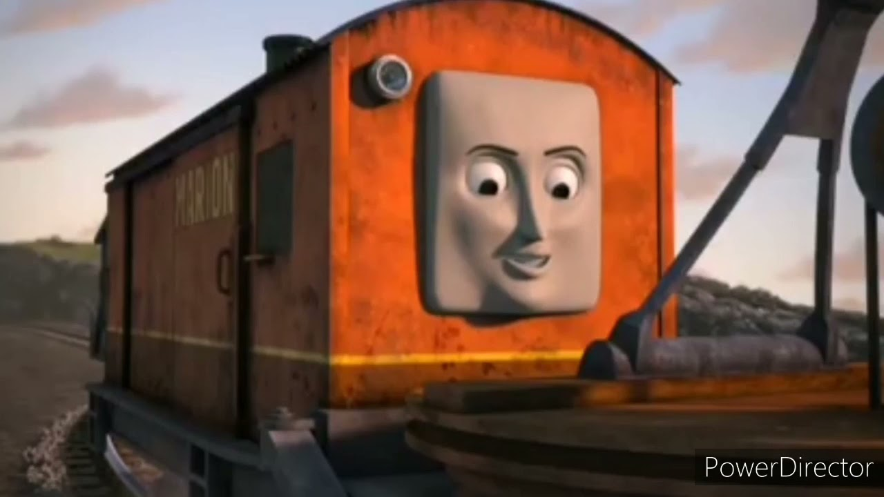 Sodor's Legend of the Lost Treasure (But Only When Marion is on Screen)