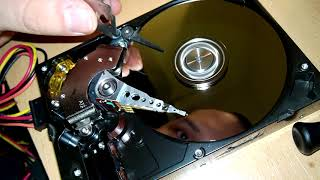 Pitva HDD - Pevný disk + výmaz dat nadobro :)