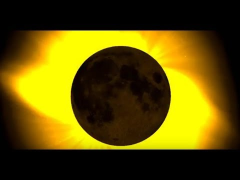 Replay of the Total Solar Eclipse on Monday, August 21st